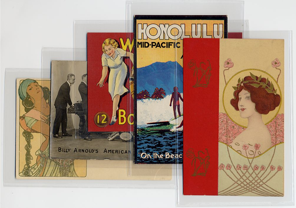 Antique and Vintage Postcards - Collector Information | Collectors