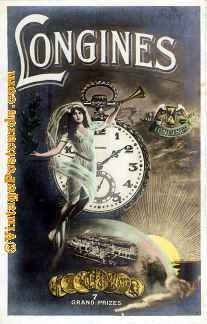 Longines Pocket Watches