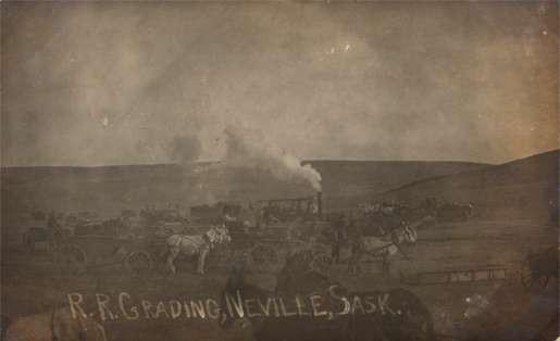 Canada Neville Railroad RPPC