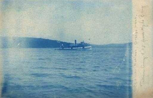 Lake Steamboat Cyanotype RP