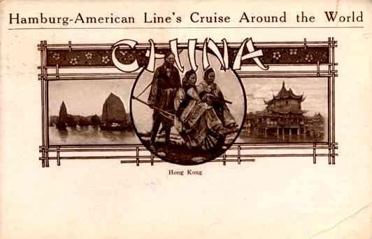 China Hong Kong Hamburg-American Ships Line