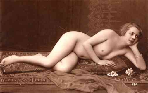 Lying French Risque Nude RP