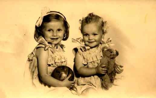 Girl Holding Teddy Bear RP