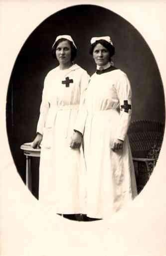 Red Cross Nurses WWI RP