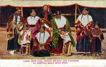 Indians from Buffalo Bills