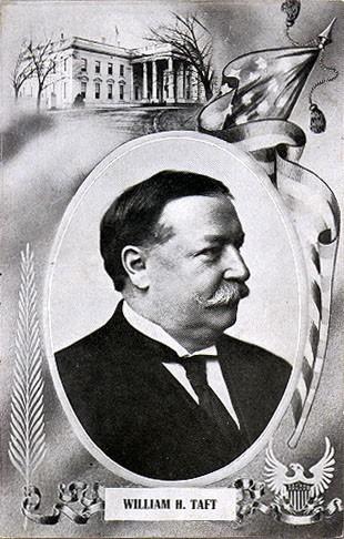 William H. Taft President