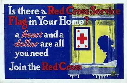 WW1 Red Cross Appeal