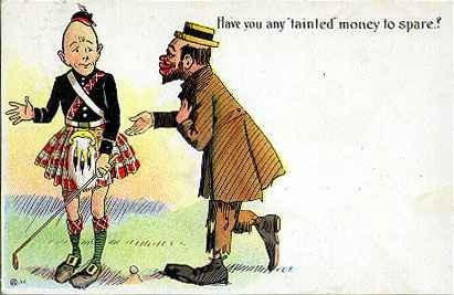 Scottish Golf Humor