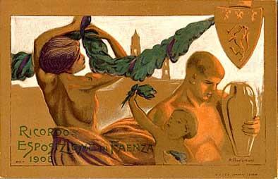 Italian Expo Nudes