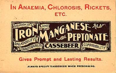 Medical Remedy NYC Trade Card Advert