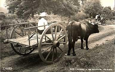 Mexico Farmers RPPC by Desentis