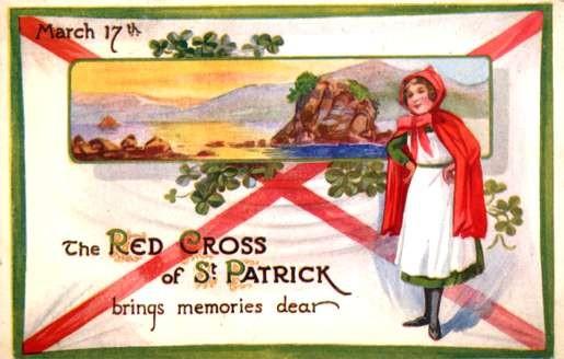 Irish Girl St. Patrick's Day