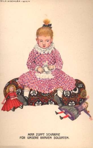 Koehler Child Dolls