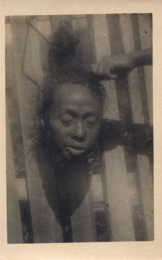 Beheaded Torture Philippines Real Photo