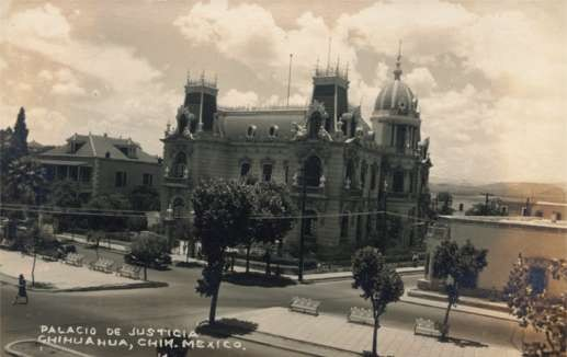 Brehme Mexico Chihuahua Palace of Justice RP
