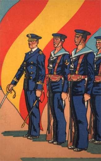 Spanish Civil War Marines