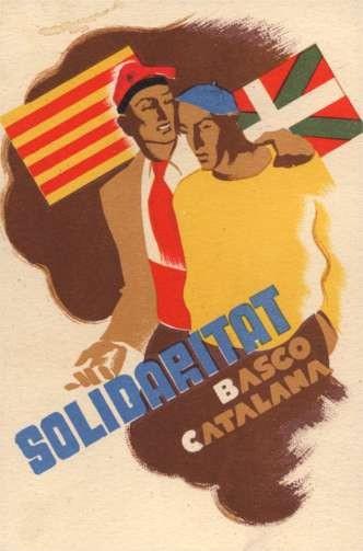 Defense of Catalonia Spanish Civil War
