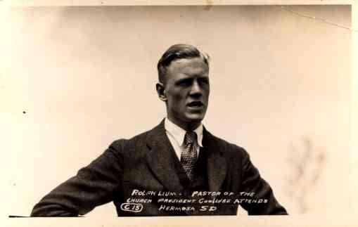 Pastor of President Coolidge Church RP
