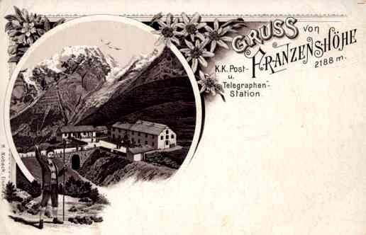 Franzenshone Telegraph Station Swiss