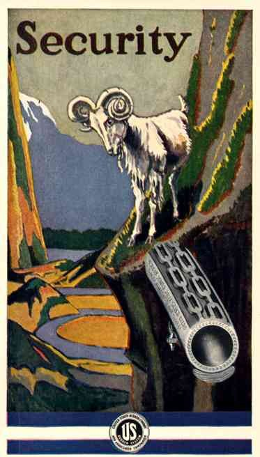 Mountain Goat Motorcycle Tires Advert