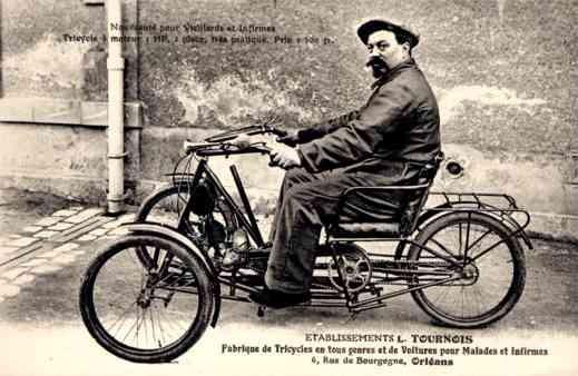 Tricyclist