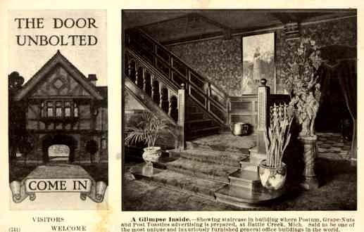 Advert Interior Furnishings Parrish