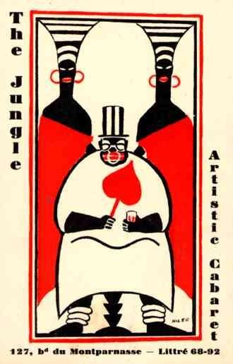 Blacks Jungle Artistic Cabaret