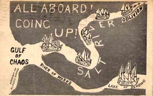 Salt River Political Campaign Bill Taft