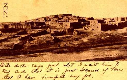 Curtis Zuni Village