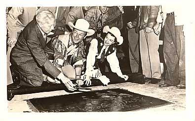 Roy Rogers Dale Evans Cowboys RP