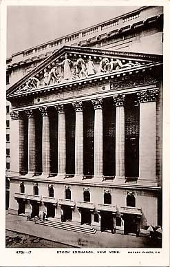 Stock Exchange New York RP