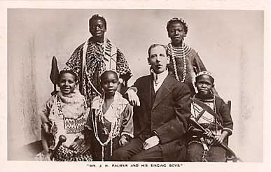African Blacks Musicians Circus RP