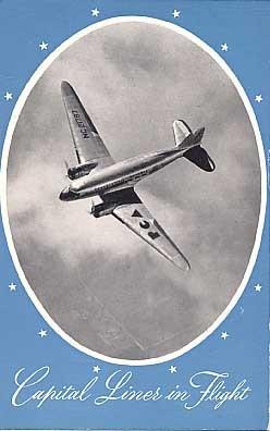 Capital Fleet Douglas Airliner PA