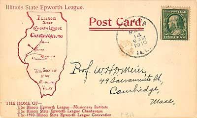 Illinois Chautauqua Epworth League