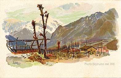 Mountain View Italy