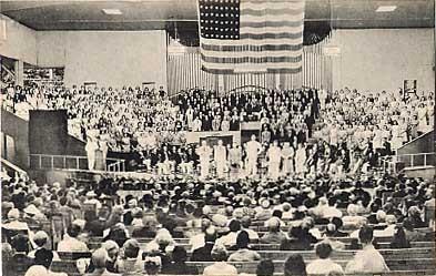 Chautauqua Chorus New York