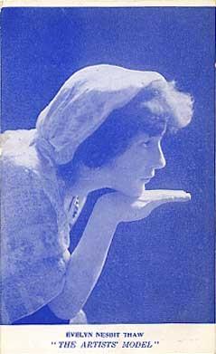Evelyn Nesbit Thaw Actress