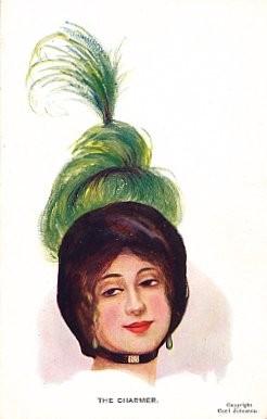 British Art Deco Glamour Set