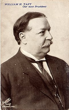William H. Taft Political Chicago