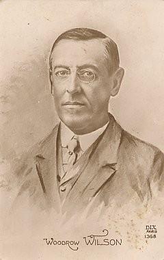 President Wilson Portrait