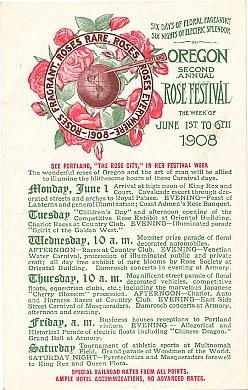 Oregon Rose Festival