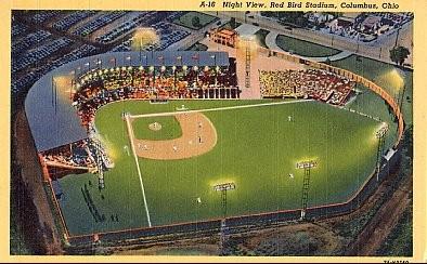Baseball Stadium Ohio