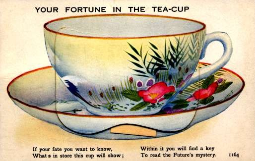 Tea Cup Fold-Out