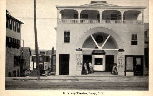 Theatre Derry New Hampshire
