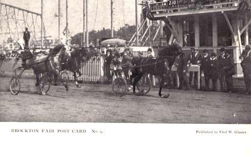 Harness Racers Fair