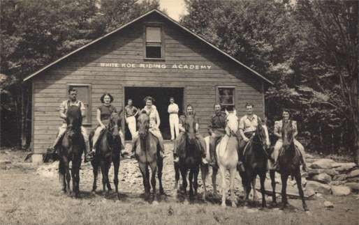 Horseback Riders Academy White Roe Lake New York