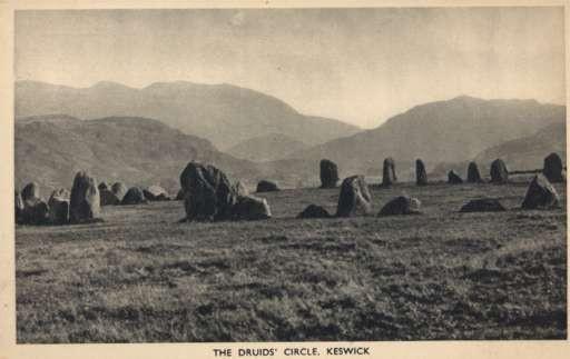 UK Keswick Druids' Circle