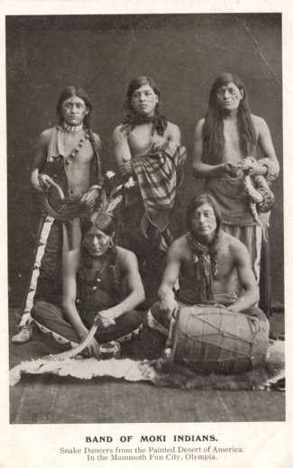 Band of Moki Indians