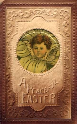 Angel's Face Easter