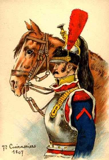 Military Cavalryman Horse
